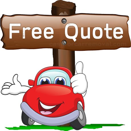 Free Quote For Scrap Car Removal